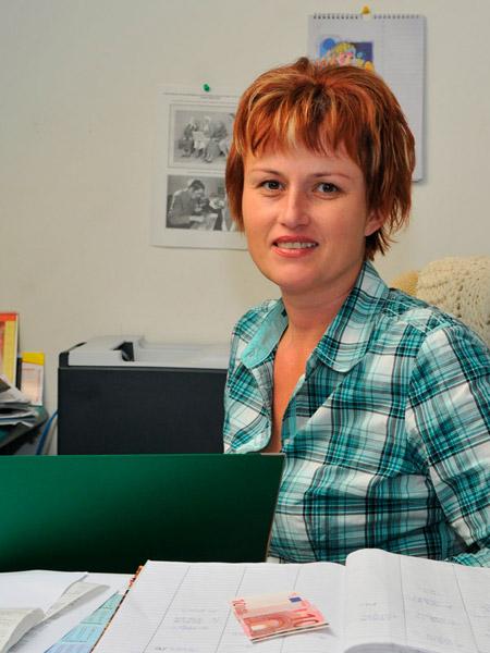 Helena Hrončoková